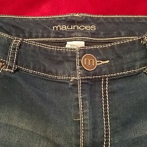 Maurices Size 20 skinny jeans